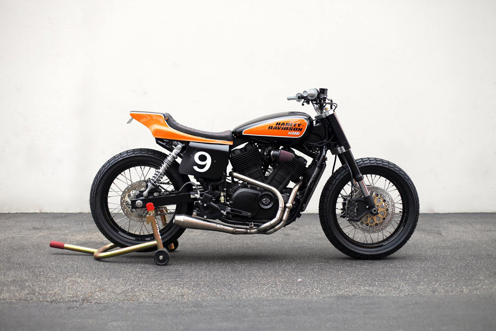 Harley Davidson: XG 500 Dirt / Street Tracker